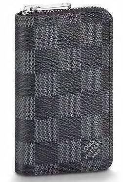 ルイ ヴィトン LOUIS VUITTONメンズ 財布 ダミエグラフィット ジッピー コインケース カードケース 並行輸入