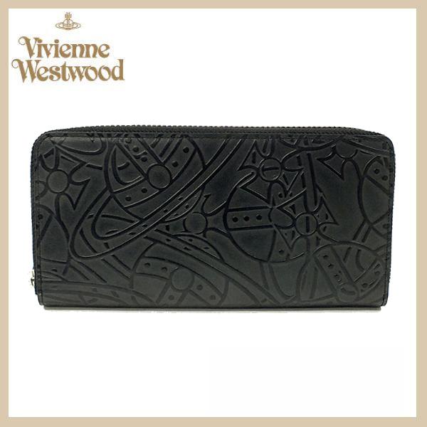 ヴィヴィアンウエストウッド Vivienne Westwood 財布 長財布 バッグ バック ビビアン さいふ ADVAN アドバン ジップ アラウンド