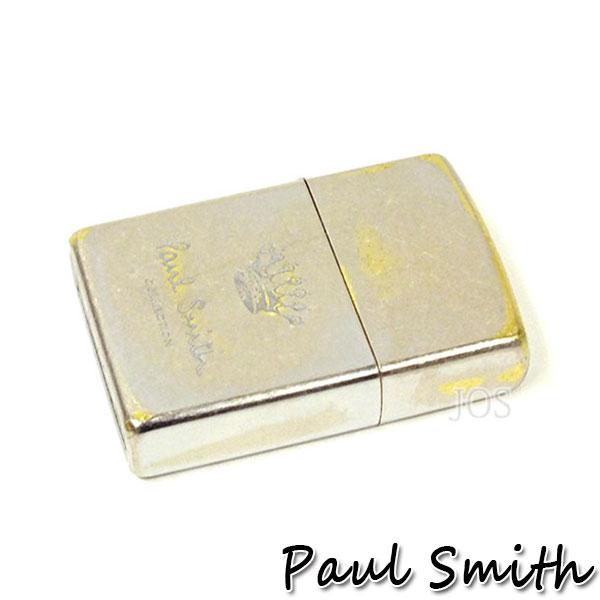 ポールスミス ZIPPO メンズ レディース Paul Smith クラウン ジッポー ZIPPO 送料無料 代引き料有料 消費税込
