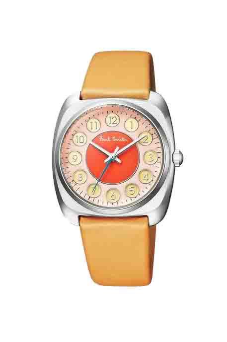 ポールスミス Paul Smith レディース 腕時計 Dial mini ウィメンズウォッチ オレンジ