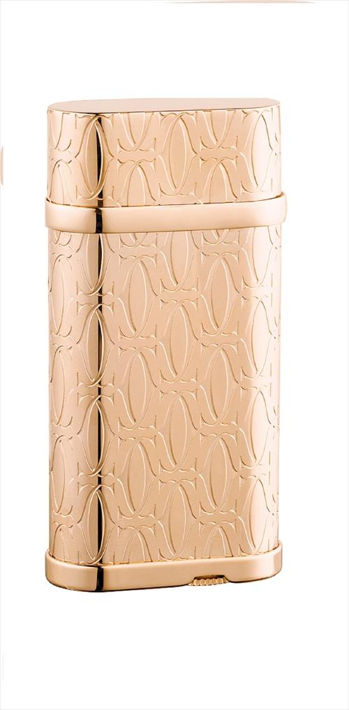 カルティエ Cartier ライター lighter C ドゥ カルティエ デコール ライター ピンクゴールド