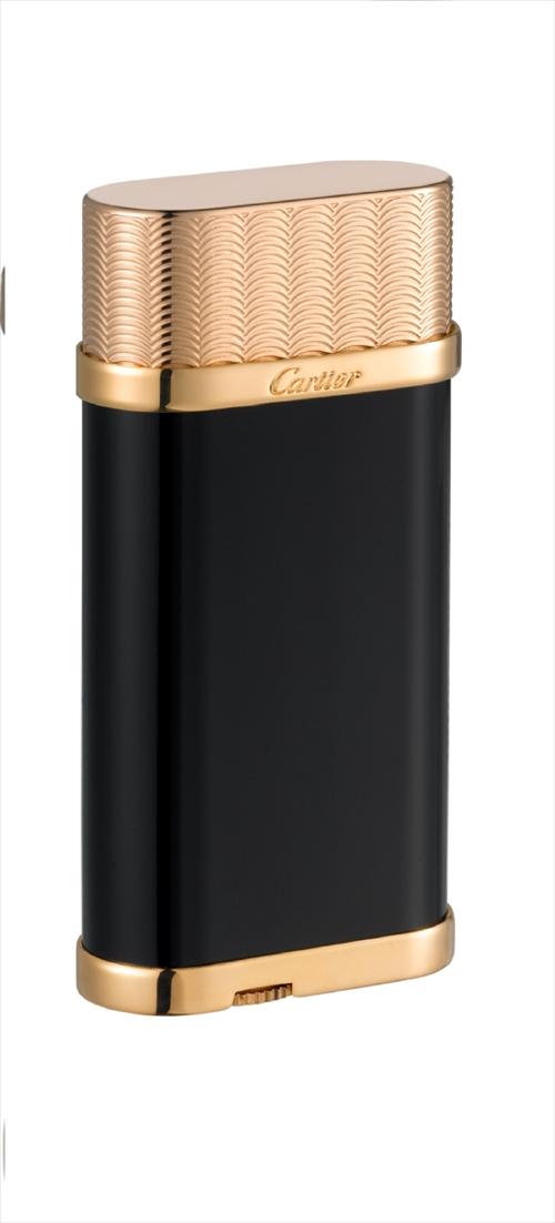 カルティエ Cartier ライター lighter オーバル ギヨシェ デコール