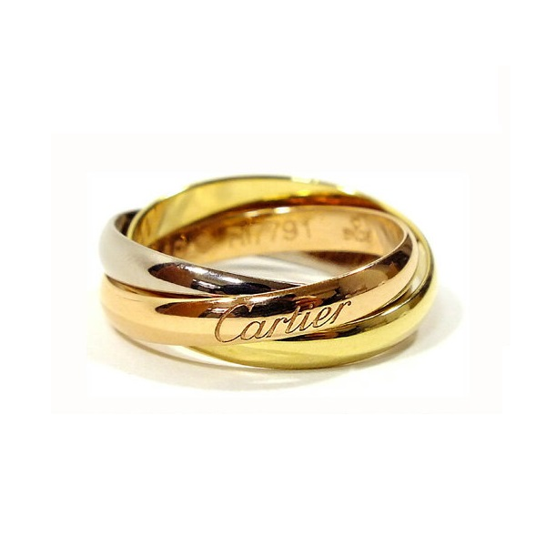 Jos Brand Select Shop Cartier Cartier Rings Trinity Ring S Model