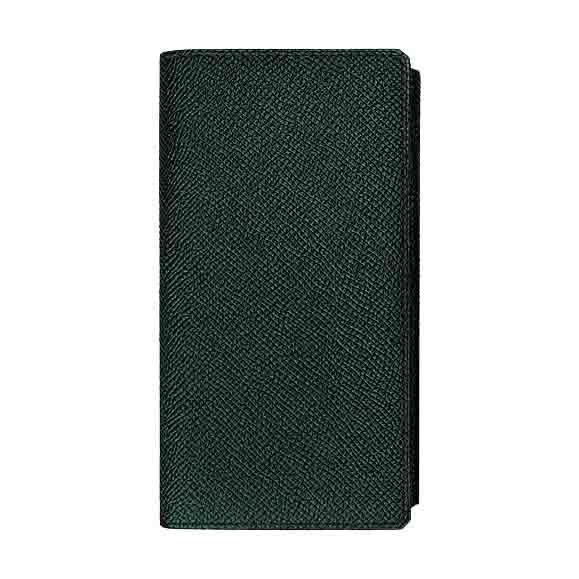 Hermes エルメス メンズ 名刺入れ カードケース Smart classic case 並行輸入 vert cypres