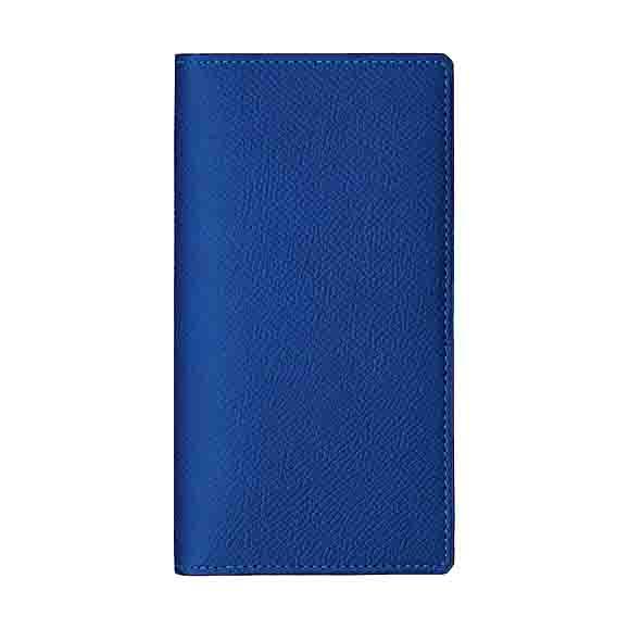 Hermes エルメス メンズ 名刺入れ カードケース Smart classic case 並行輸入 bleu royal