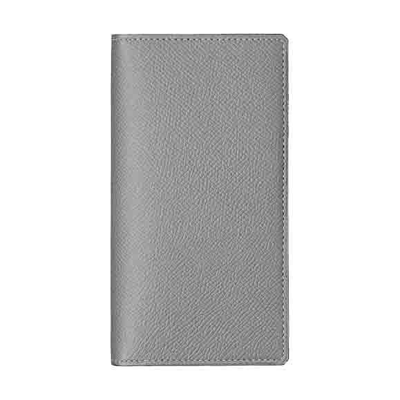 Hermes エルメス メンズ 名刺入れ カードケース Smart classic case 並行輸入 bleu glacier