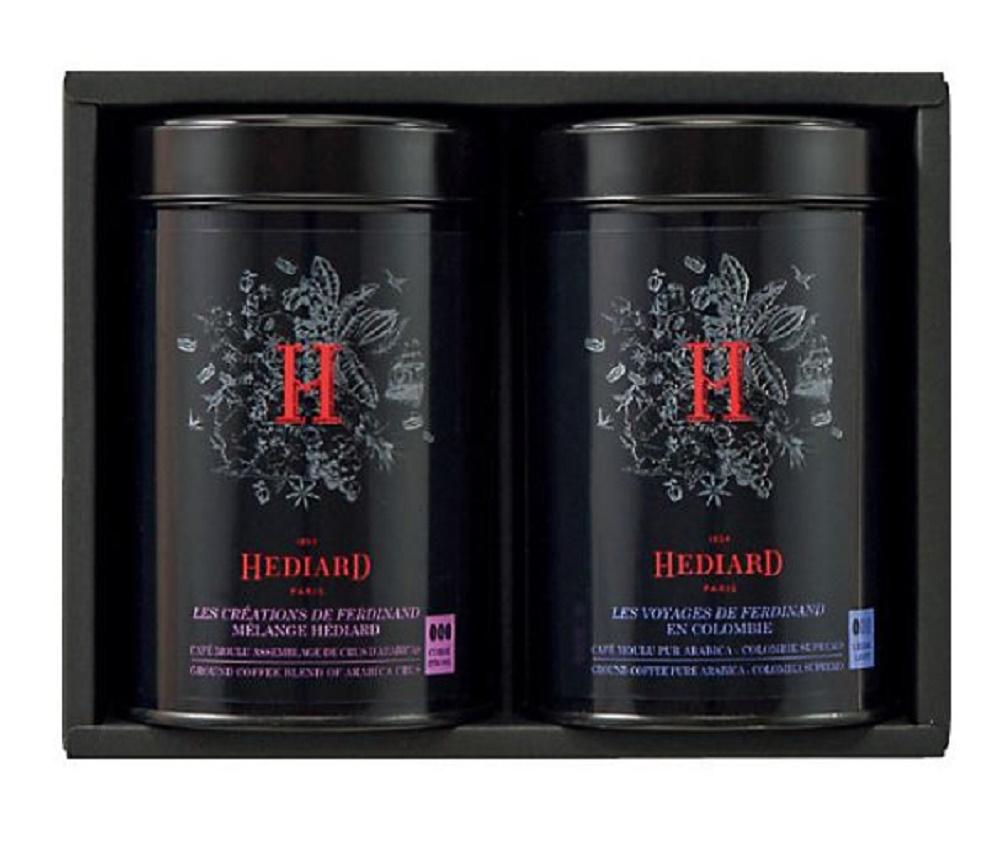 フェルディナン・エディアール HEDIARD PARIS レギュラーコーヒーセット