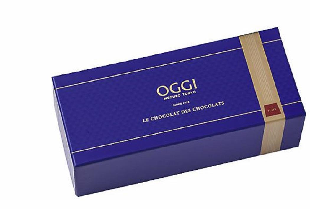 なめらかな舌触りと芳醇で奥深い味わい セット商品 OGGI 国内在庫 オッジ チョコレート デ + プレーン 美品 国産あられ2袋 ショコラ