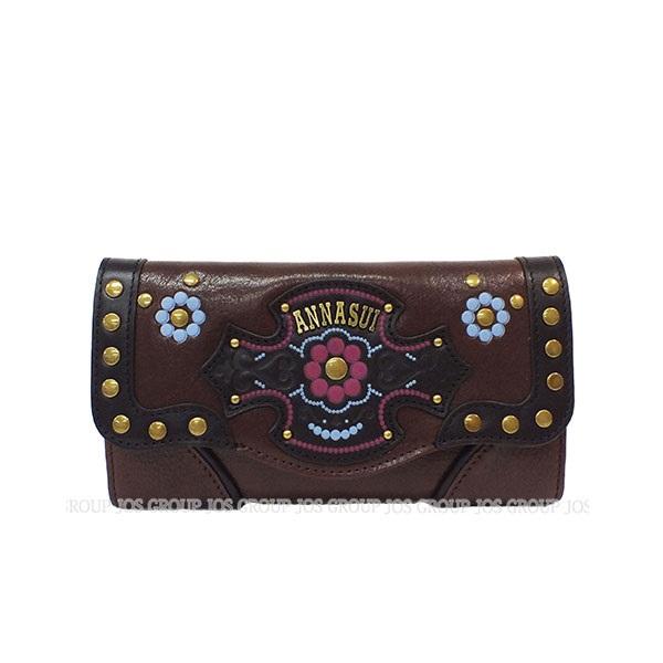 アナスイ ANNA SUI 財布 さいふ サイフ ダンボ ラウンドかぶせ長財布 全3色 リクエスト 送料無料 ギフト プレゼント