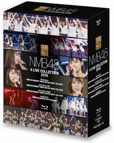 【送料無料】NMB48 4 LIVE COLLECTION 2016/NMB48[Blu-ray]【返品種別A】