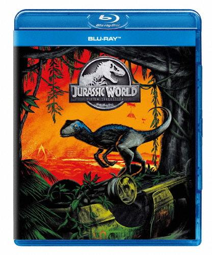 【送料無料】ジュラシック・ワールド 5ムービー ブルーレイコレクション(5枚組)/クリス・プラット[Blu-ray]【返品種別A】