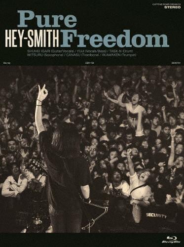 【送料無料】Pure Freedom【Blu-ray】/HEY-SMITH[Blu-ray]【返品種別A】