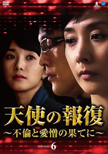 【送料無料】天使の報復 ~不倫と愛憎の果てに~ DVD-BOX6/イ・ウンギョン[DVD]【返品種別A】