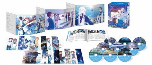【送料無料】[枚数限定][限定版]凪のあすから Blu-ray BOX〈初回限定生産〉/アニメーション[Blu-ray]【返品種別A】