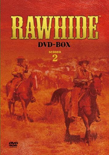 【送料無料】ローハイド シーズン2 DVD-BOX/クリント・イーストウッド[DVD]【返品種別A】