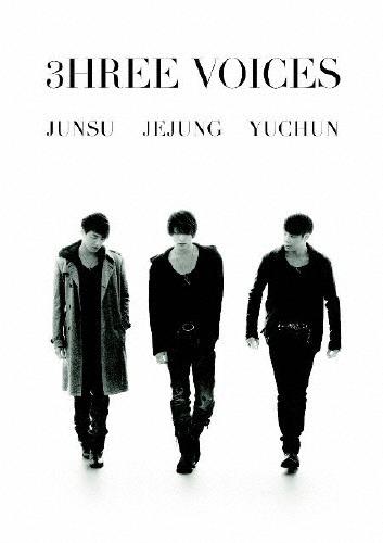 【お年玉セール特価】 【送料無料】3HREE VOICES/JUNSU/JEJUNG/YUCHUN[DVD]【返品種別A】, ラスカストア:3e6d8379 --- clftranspo.dominiotemporario.com