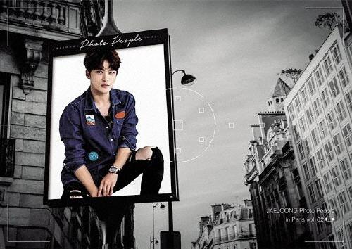 【送料無料】JAEJOONG Photo People in Paris vol.02/バラエティ[DVD]【返品種別A】