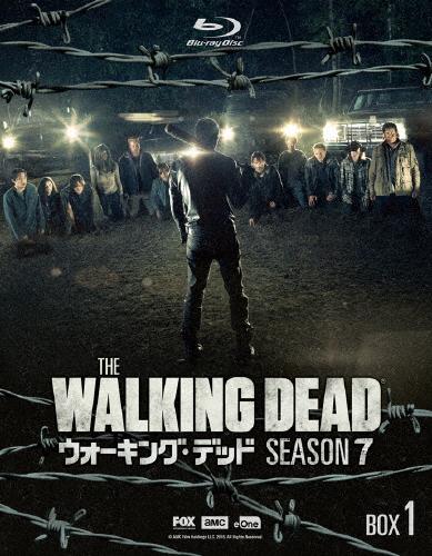 【送料無料】ウォーキング・デッド7 Blu-ray-BOX1/アンドリュー・リンカーン[Blu-ray]【返品種別A】