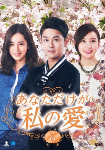 【送料無料】あなただけが私の愛 DVD-BOX6/ハン・チェア[DVD]【返品種別A】
