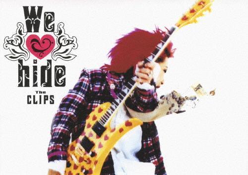 【送料無料】We love hide~The Clips~/hide[DVD]【返品種別A】