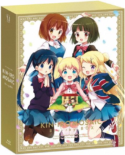 【送料無料】きんいろモザイク Blu-ray BOX/アニメーション[Blu-ray]【返品種別A】