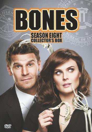 【送料無料】BONES-骨は語る- シーズン8 DVDコレクターズBOX/エミリー・デシャネル[DVD]【返品種別A】