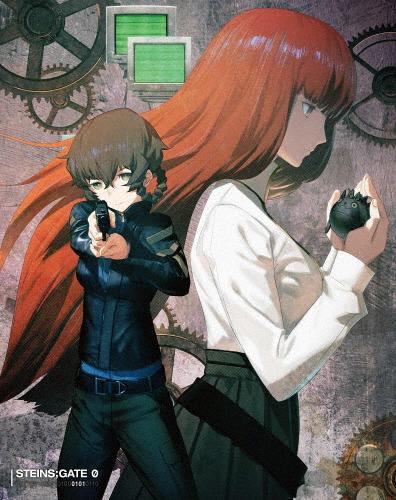 【送料無料】シュタインズ・ゲート ゼロ Vol.5【Blu-ray】/アニメーション[Blu-ray]【返品種別A】
