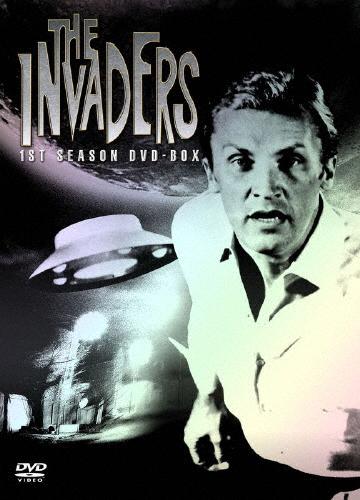 【送料無料】インベーダー1st Season DVD-BOX/ロイ・シネス[DVD]【返品種別A】