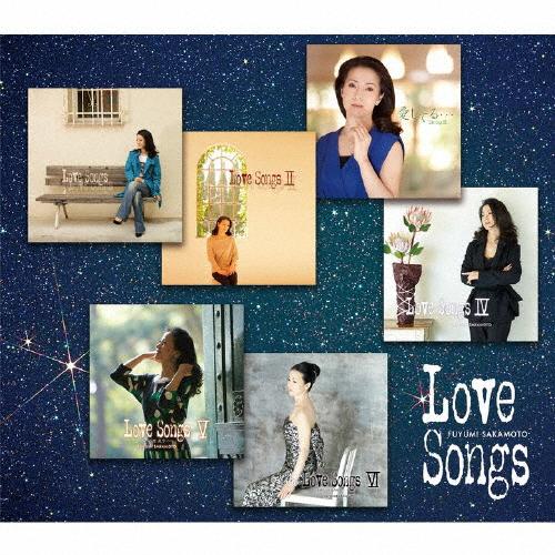 【送料無料】[枚数限定][限定盤]LOVE SONGS BOX/坂本冬美[CD+DVD]【返品種別A】