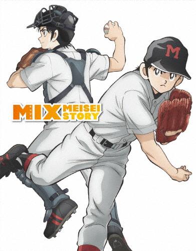 【送料無料】[限定版]MIX Blu-ray Disc BOX Vol.1(完全生産限定版)/アニメーション[Blu-ray]【返品種別A】