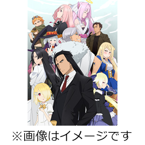【送料無料】魔王様、リトライ! 第3巻 【Blu-ray】/アニメーション[Blu-ray]【返品種別A】