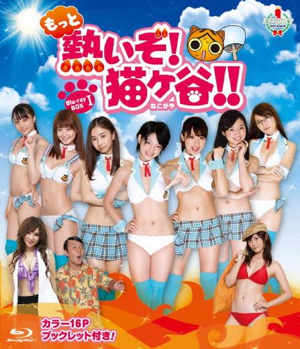 【送料無料】もっと熱いぞ!猫ヶ谷!! Blu-ray BOX I/秋月三佳[Blu-ray]【返品種別A】