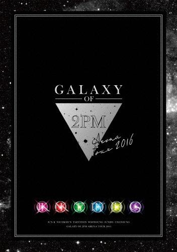 【送料無料】[枚数限定][限定版]2PM ARENA TOUR 2016 GALAXY OF 2PM(初回生産限定盤)/2PM[DVD]【返品種別A】