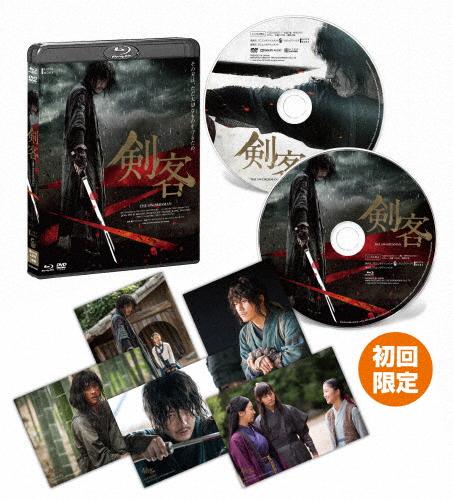 祝開店大放出セール開催中 送料無料 剣客 デラックス版 Blu-ray+DVDセット 返品種別A 毎日激安特売で 営業中です チャン ヒョク Blu-ray