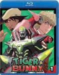 発売モデル TIGER BUNNY 1 返品種別A アニメーション Blu-ray 10%OFF