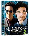 【送料無料】NUMB3RS 天才数学者の事件ファイル シーズン5 コンプリートDVD-BOX Part 2/ロブ・モロー[DVD]【返品種別A】