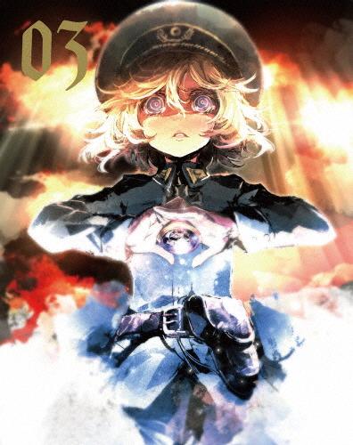 【送料無料】幼女戦記 3【Blu-ray】/アニメーション[Blu-ray]【返品種別A】