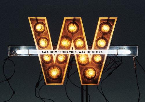 【送料無料】[枚数限定][限定版]AAA DOME TOUR 2017-WAY OF GLORY-(初回生産限定盤)【Blu-ray】/AAA[Blu-ray]【返品種別A】