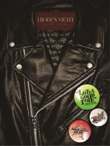メーカー再生品 送料無料 3 BODY'S NIGHT 返品種別A 新登場 矢沢永吉 Blu-ray