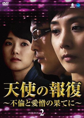 【送料無料】天使の報復 ~不倫と愛憎の果てに~ DVD-BOX2/イ・ウンギョン[DVD]【返品種別A】