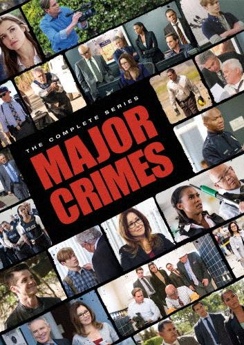 【送料無料】MAJOR CRIMES ~重大犯罪課〈コンプリート・シーズン〉/メアリー・マクドネル[DVD]【返品種別A】