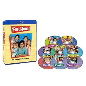 【送料無料】フルハウス〈シーズン1-8〉 全話まとめ見ブルーレイ/ジョン・ステイモス[Blu-ray]【返品種別A】