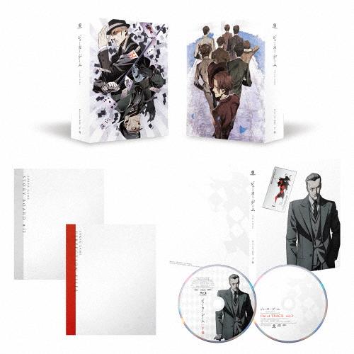 【送料無料】ジョーカー・ゲーム Blu-ray BOX 下巻/アニメーション[Blu-ray]【返品種別A】