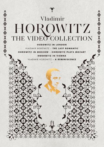 【送料無料】[枚数限定][限定版]ウラディミール・ホロヴィッツ:ザ・ヴィデオ・コレクション/ホロヴィッツ(ウラディミール)[DVD]【返品種別A】