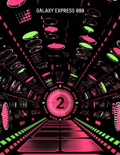 【送料無料】松本零士画業60周年記念 銀河鉄道999 テレビシリーズBlu-ray BOX-2/アニメーション[Blu-ray]【返品種別A】
