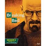 【送料無料】ブレイキング・バッド SEASON 4 COMPLETE BOX/ブライアン・クランストン[Blu-ray]【返品種別A】