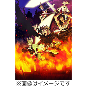 【送料無料】ブラッククローバー Chapter XII(Blu-ray)/アニメーション[Blu-ray]【返品種別A】