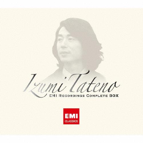 【送料無料】EMIレコーディングス・コンプリートBOX/舘野泉[CD]【返品種別A】