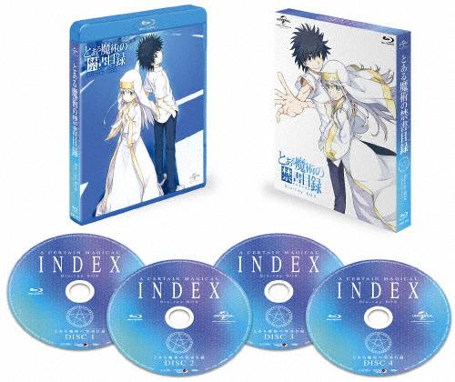 【送料無料】とある魔術の禁書目録 Blu-ray BOX スペシャルプライス版/アニメーション[Blu-ray]【返品種別A】