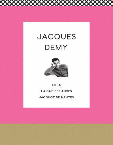 【送料無料】[枚数限定][限定版]ジャック・ドゥミの初期傑作 Blu-ray BOX(初回限定)/ジャック・ドゥミ[Blu-ray]【返品種別A】